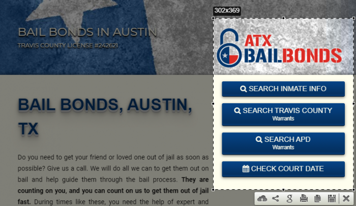ATX Service Tools (Screenshot)