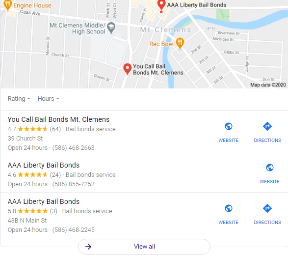 Bail Bonds 3-Pack