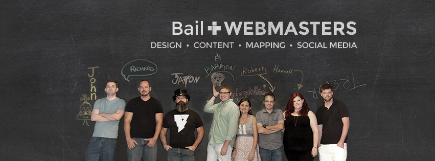 bail webmasters team photo