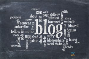 How Blogging Helps Your Bail Website Rank Better
