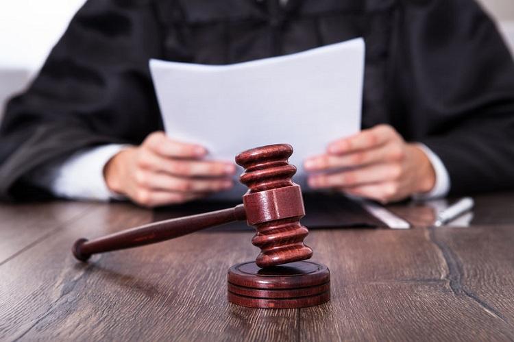 Judge Examining PSA Findings